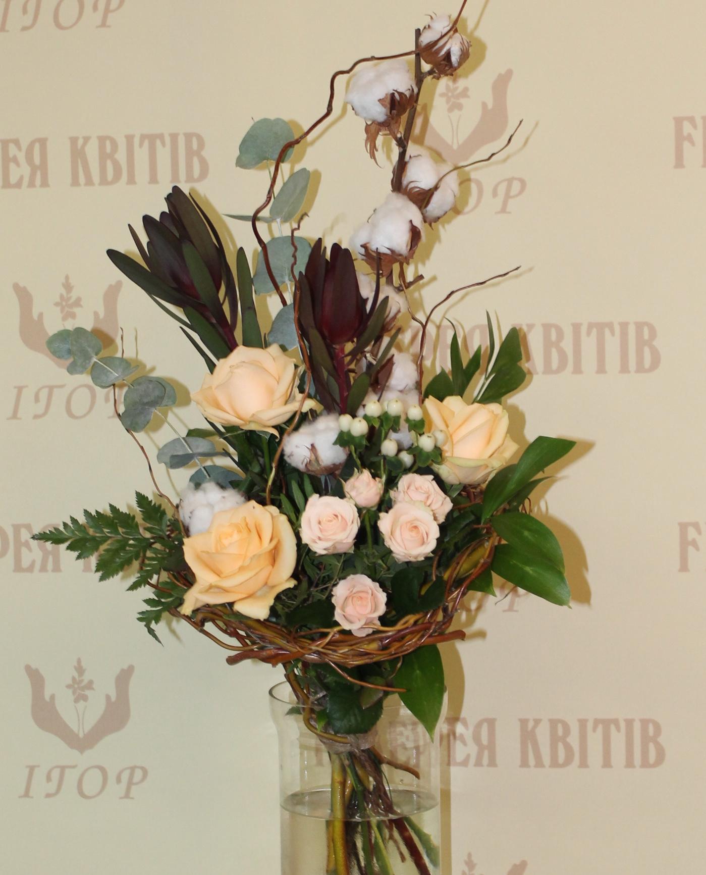 Букет Весна_2