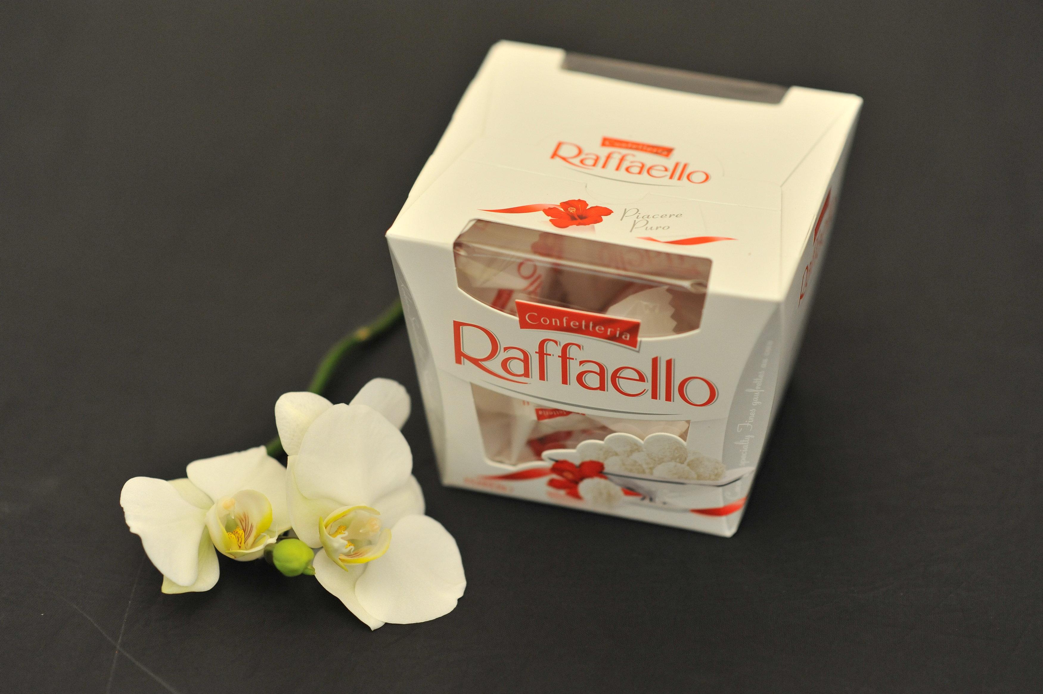Raffaello + orchid
