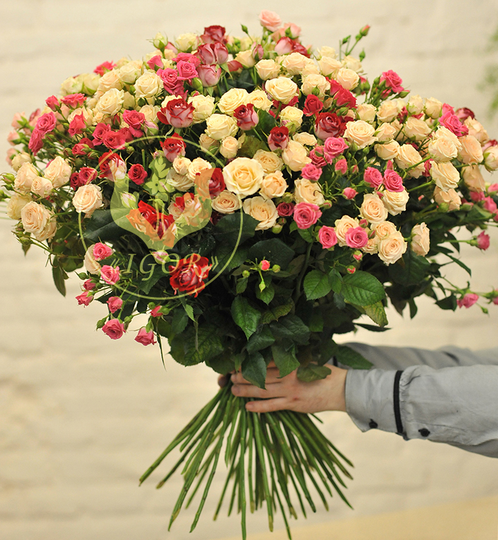 """Bouquet """"Surprise for You"""""""