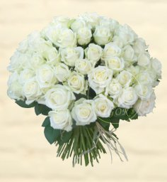 "Bouquet  ""White Dance"""