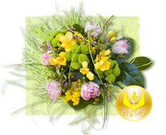 "Bouquet ""Breath of Spring"""